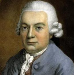Backing Track: CPE Bach - Viola da Gamba Sonata in D