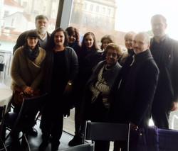 Local coordinators from member organizat