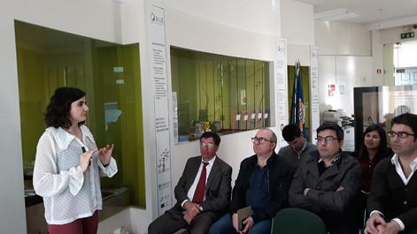 18.2.2020 | Ação de Capac. de Prof. de Estab. de Diversão Noturna, parceria com a AHRESP, Coimbra