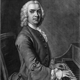 Stanley – Flute/Violin Sonata in B minor, op 4, no 4