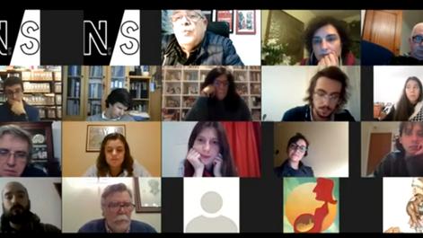 9.12.2020   Recreação Noturna e Covid-19 o que mudou? A Perspetiva d@s Jovens - video disponível