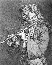 Backing Track: Hotteterre – Flute Sonata in E minor, op. 2, no.4 (A=392)