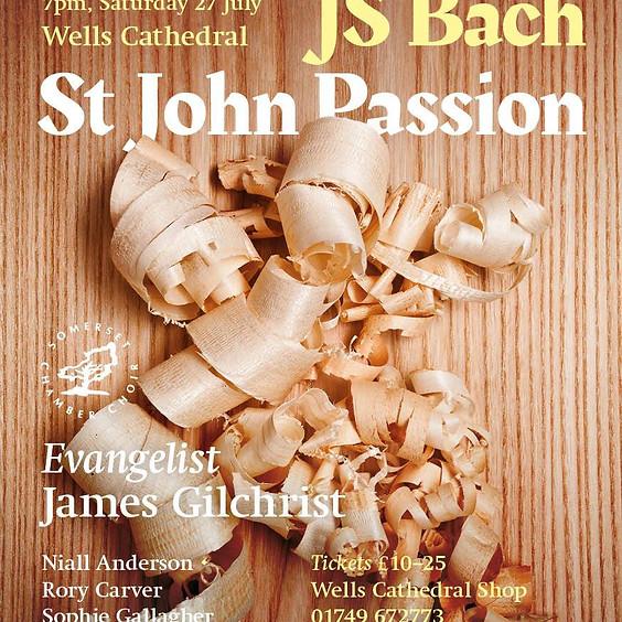 Bach's St John Passion