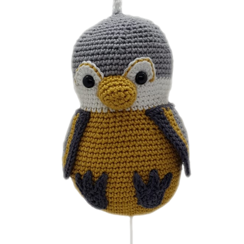 Muziekdoos Pinguïn