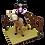 Thumbnail: Paard met Amazone