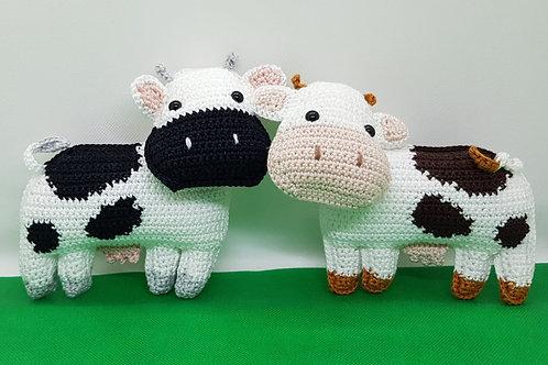 Koe Berta en Bram