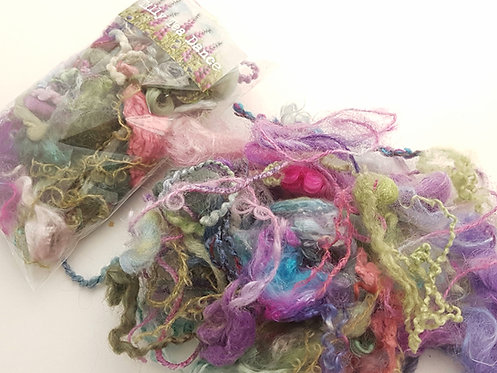 Fibres for Felting