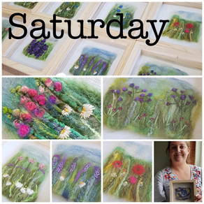 My Felting Photo Diary