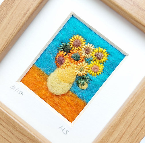 Sunflowers - No 31