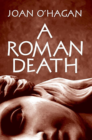 A Roman Death by Joan O'Hagan (Macmillan)