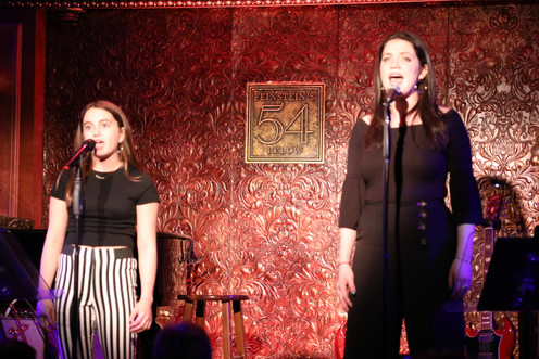 Eliza Holland Madore and Kathryn Faughnan