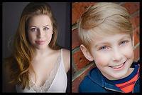 Allie Trimm and Cooper Lantz