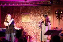 Dara Paige Bloomfield and Ellie Kim