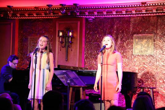 Ayla Schwartz and Katherine Leigh Doherty