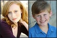 Emily Klein and Christian Harmston