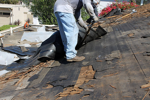 Asphalt Shingle Restoration
