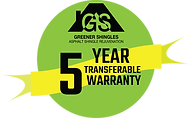 GS-5 Year Warranty Icon.png