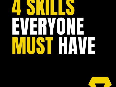 4 skills of the future