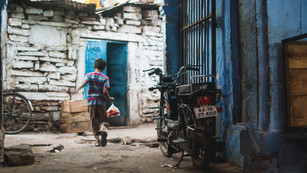 Jodhpur, India, 2011.