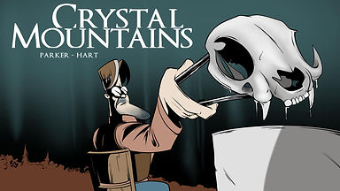 Breaking Crystal Mountains