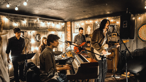 Dakota Tavern, Toronto, Canada, 2012.