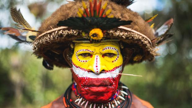 Papua New Guinea, 2015.