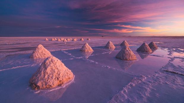 Salt Flats, Bolivia, 2014.