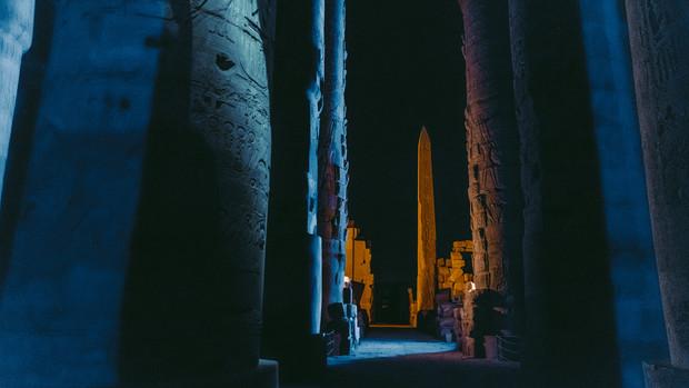 Luxor, Egypt, 2014.