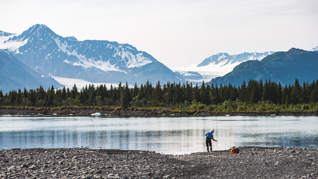 Bear Glacier Lagoon, AK, USA, 2015.