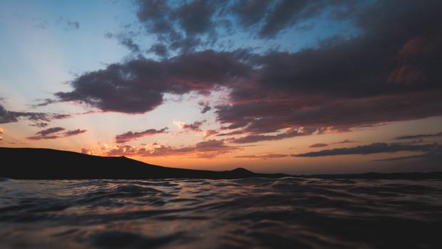 Lake DeSmet, WY, USA, 2015.