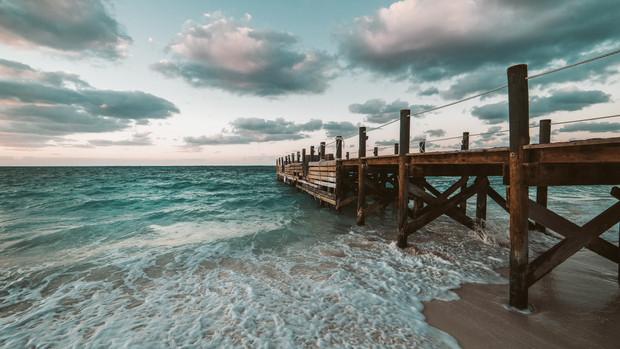Grace Bay Beach, Turks & Caicos, 2015.