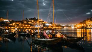 Douro River, Porto, Portugal, 2012.
