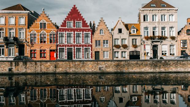 Bruges, Belgium, 2015.