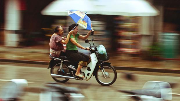Luang Prabang, Laos, 2011.