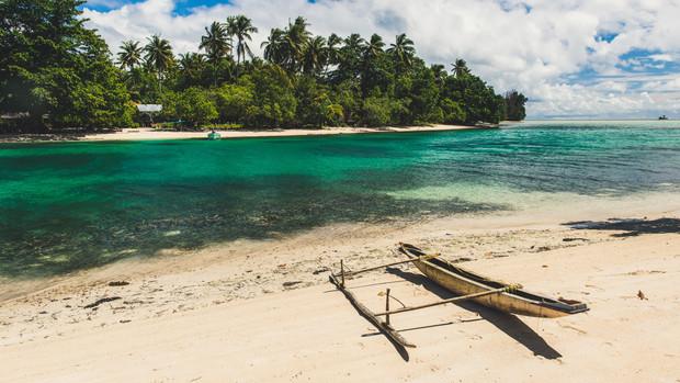 Lissenung Island, Papua New Guinea, 2015.