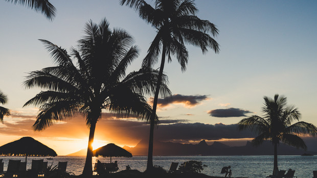 Tahiti, French Polynesia, 2017.
