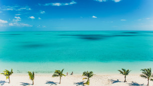 Grace Bay, Turks and Caicos, 2015.
