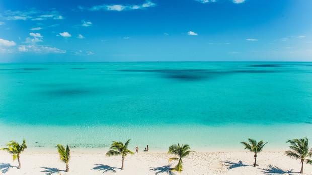 Long Bay Beach, Turks & Caicos, 2015.