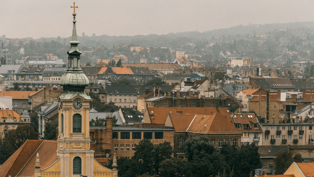 Budapest, Hungary, 2015.
