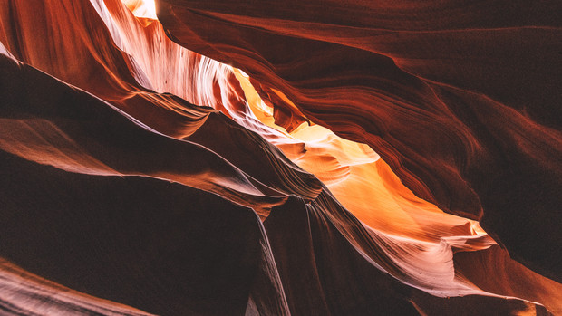 Antelope Canyon, Arizona, USA, 2018.