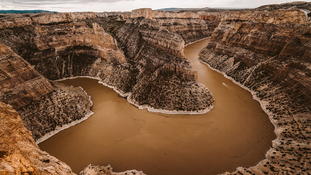 Bighorn Canyon National Recreation Area, MT, USA, 2015.