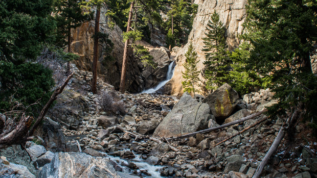 Boulder Canyon, CO, USA, 2015.
