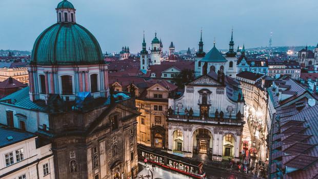 Prague, Czech Republic, 2015.