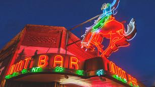 Mint Bar, Sheridan, WY, USA, 2015.