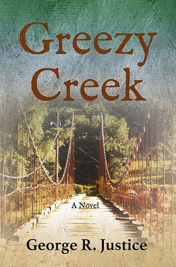 Greezy Creek Book Cover