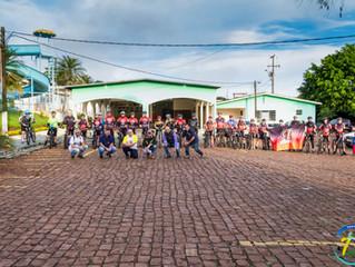 1º Pedal do Milho - Faxinal / Mauá da Serra