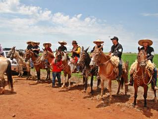 Cavalgada das Belezas que Encantam ao Povo que Acolhe