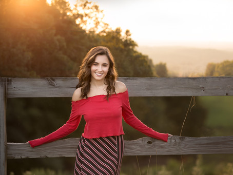 6 tips for choosing what to wear for your senior session