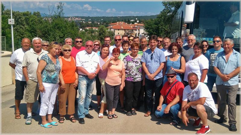 Máj 2018.  Chorvátska Malinska-Dubašnica hostí občanov obce Fulianka. Program stretnutia pomáha zabezpečovať o. z. Dubravka-Mlyn, čím sme všetci získali vzácne skúsenosti vzájomnej spolupáce...