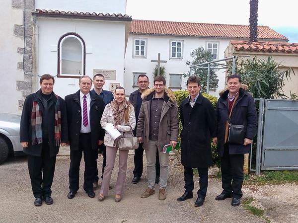 Stretnutie v Chorvátsku